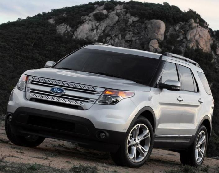 Ford Explorer tuning 2015