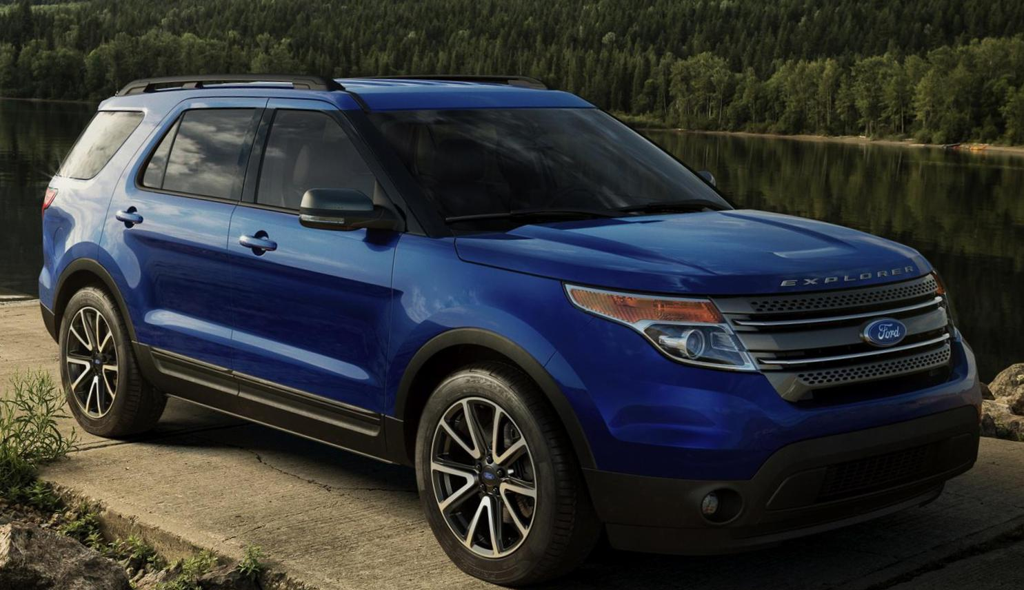 Ford Explorer usa 2012