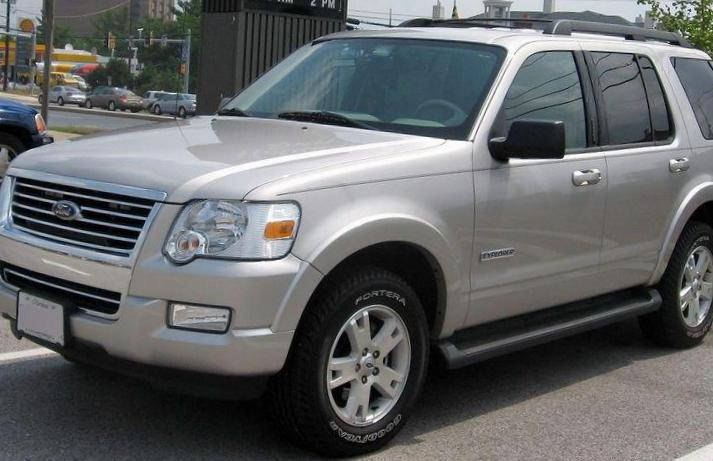 Explorer Ford lease suv