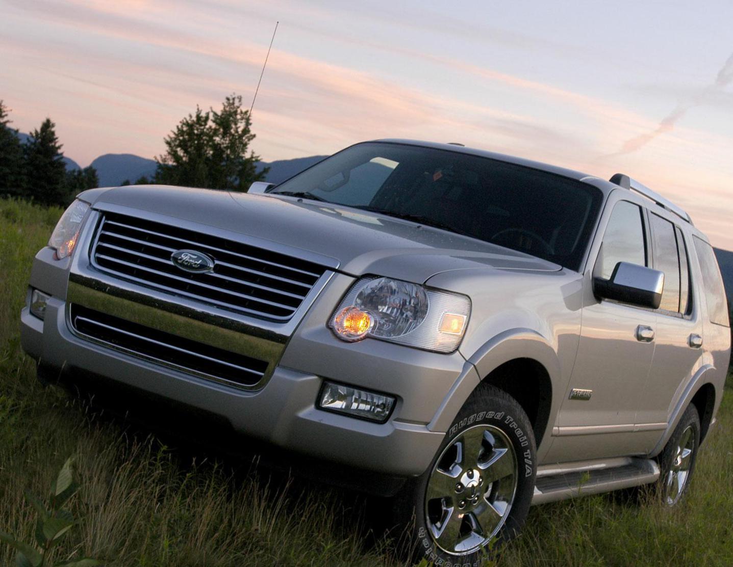 Explorer ford models 2014
