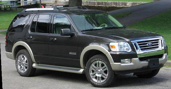 Explorer Ford tuning 2014