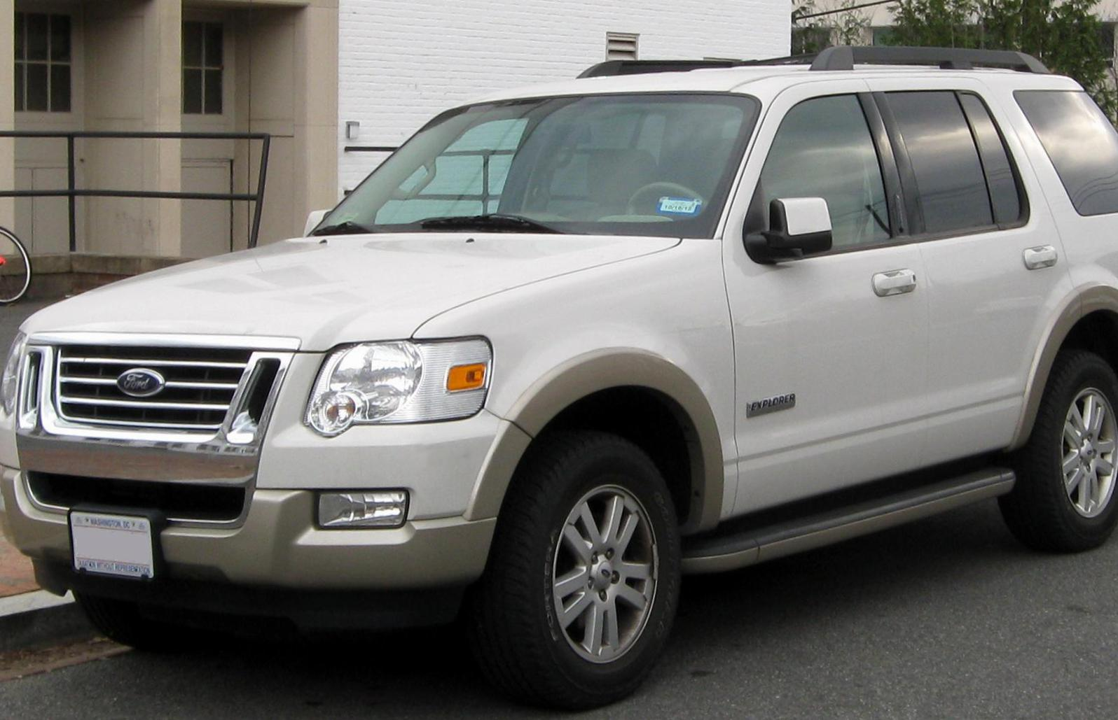 Ford Explorer cost 2006