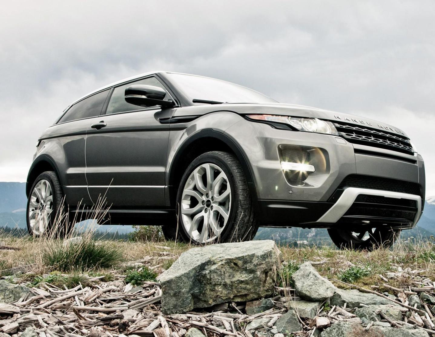 Land Rover Range Rover Evoque Coupe reviews hatchback