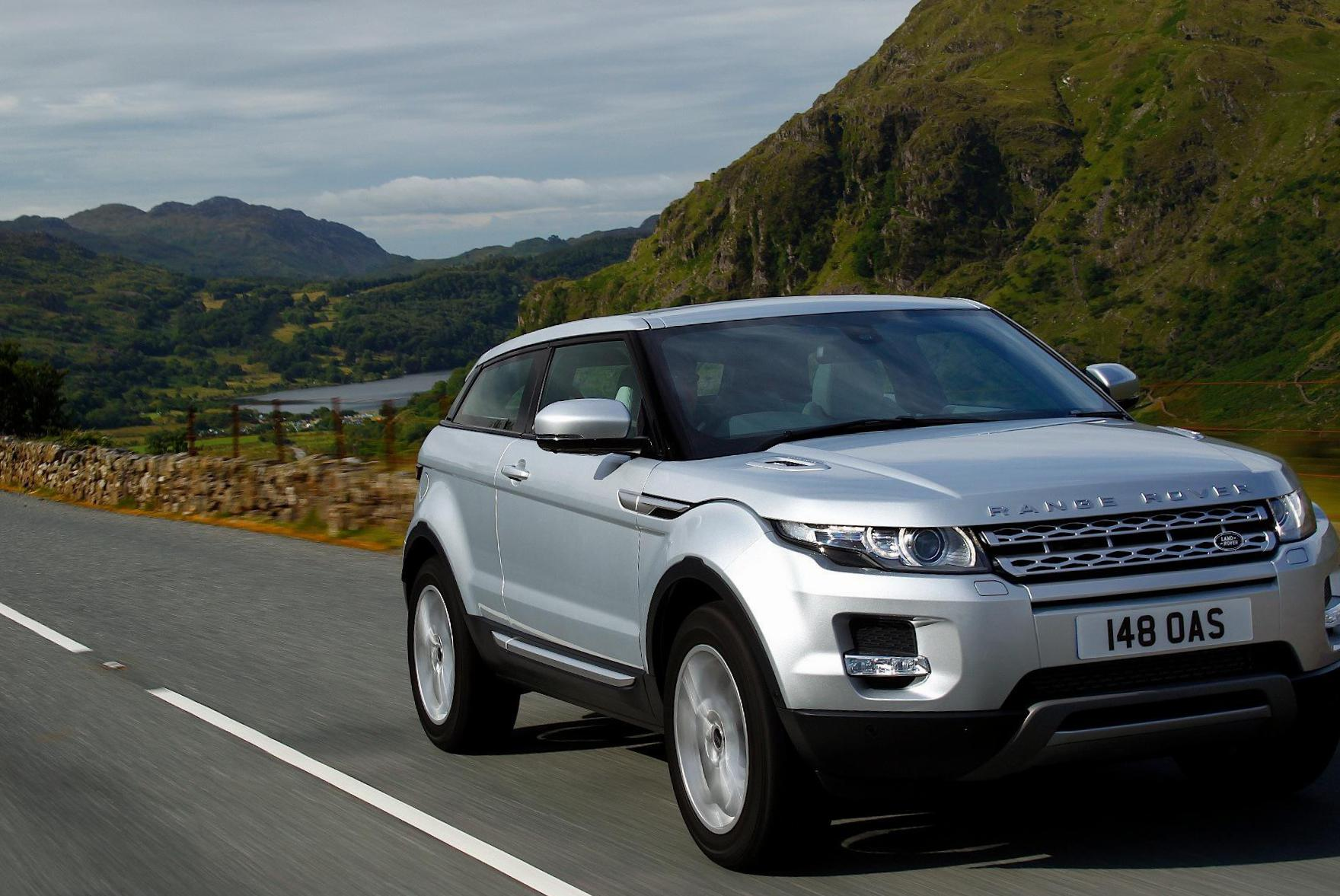 Land Rover Range Rover Evoque Coupe specs sedan