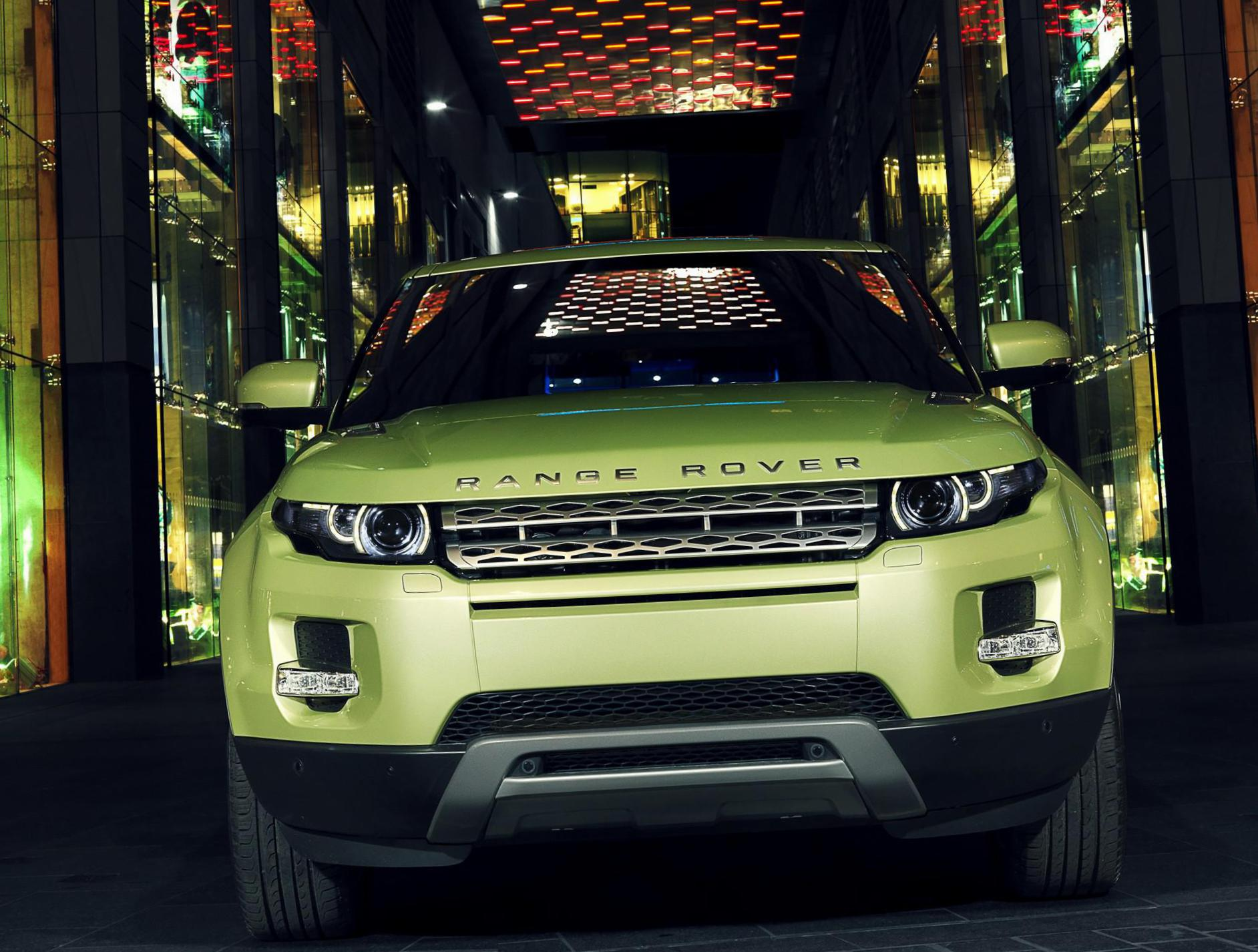 Land Rover Range Rover Evoque Coupe used sedan