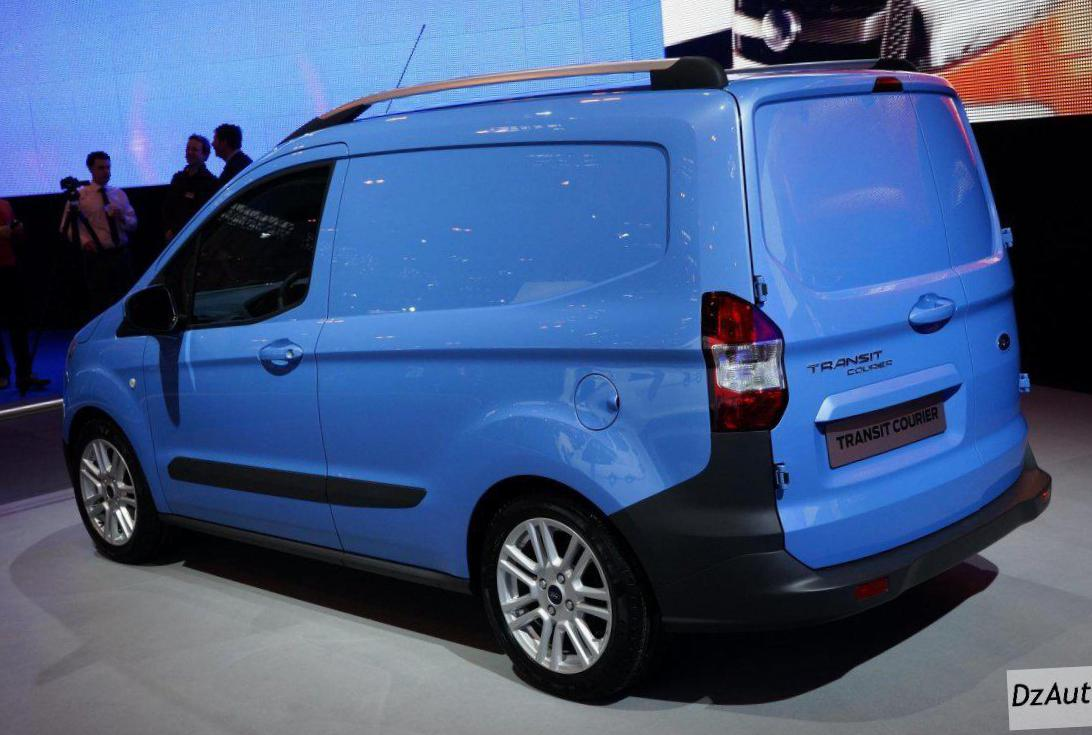 Ford Transit Courier Specification 2015