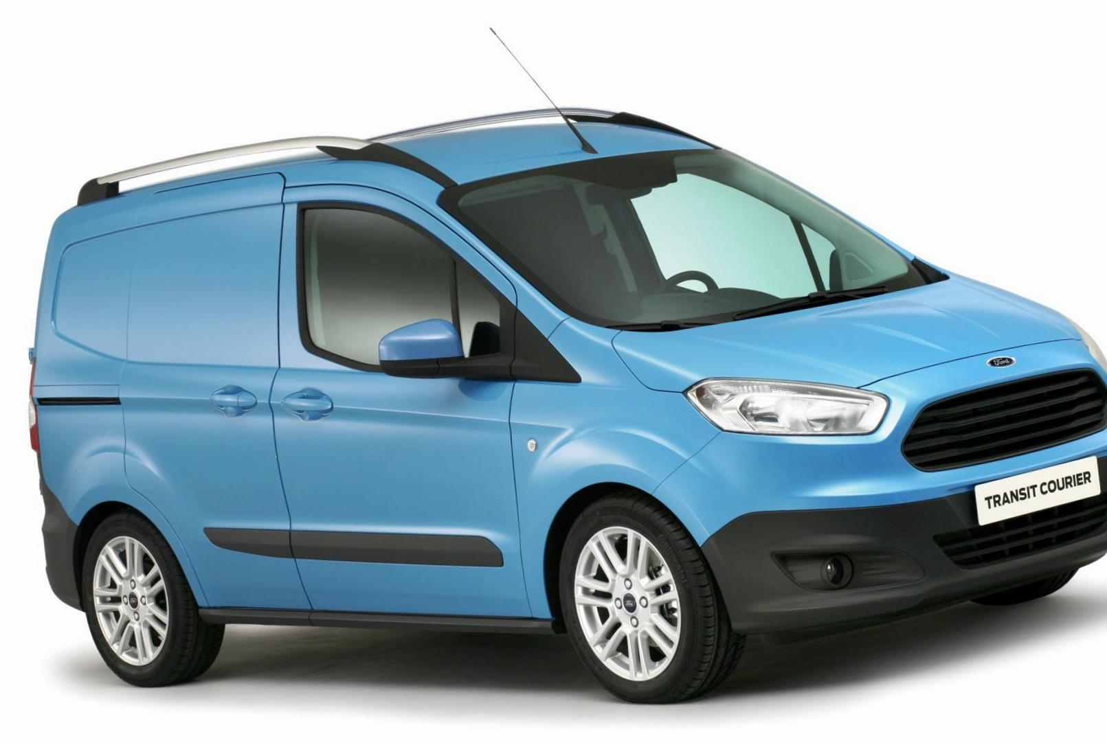 Ford Transit Courier used cabriolet