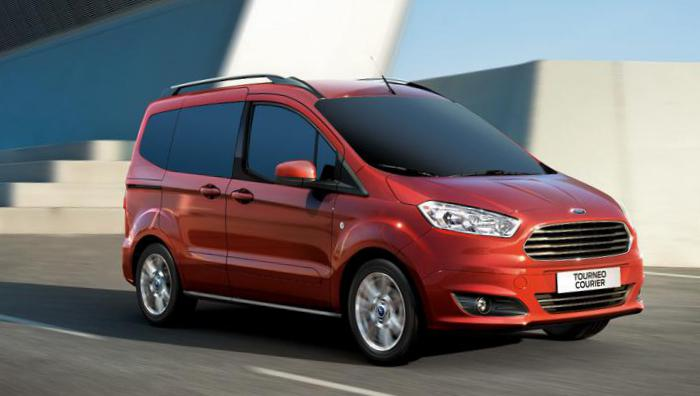 Ford Tourneo Courier approved 2009