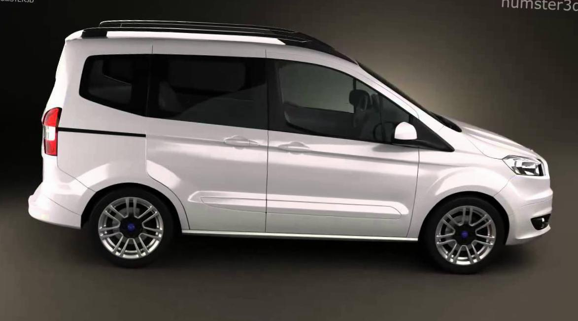 ford tourneo courier photos and specs photo ford tourneo. Black Bedroom Furniture Sets. Home Design Ideas