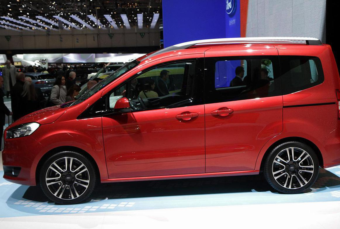 Ford Tourneo Courier lease 2009