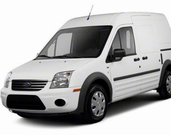 Ford Transit Connect cost 2011