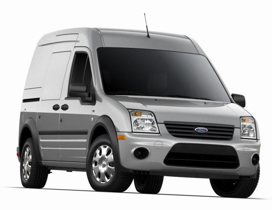 Ford Transit Connect parts 2014