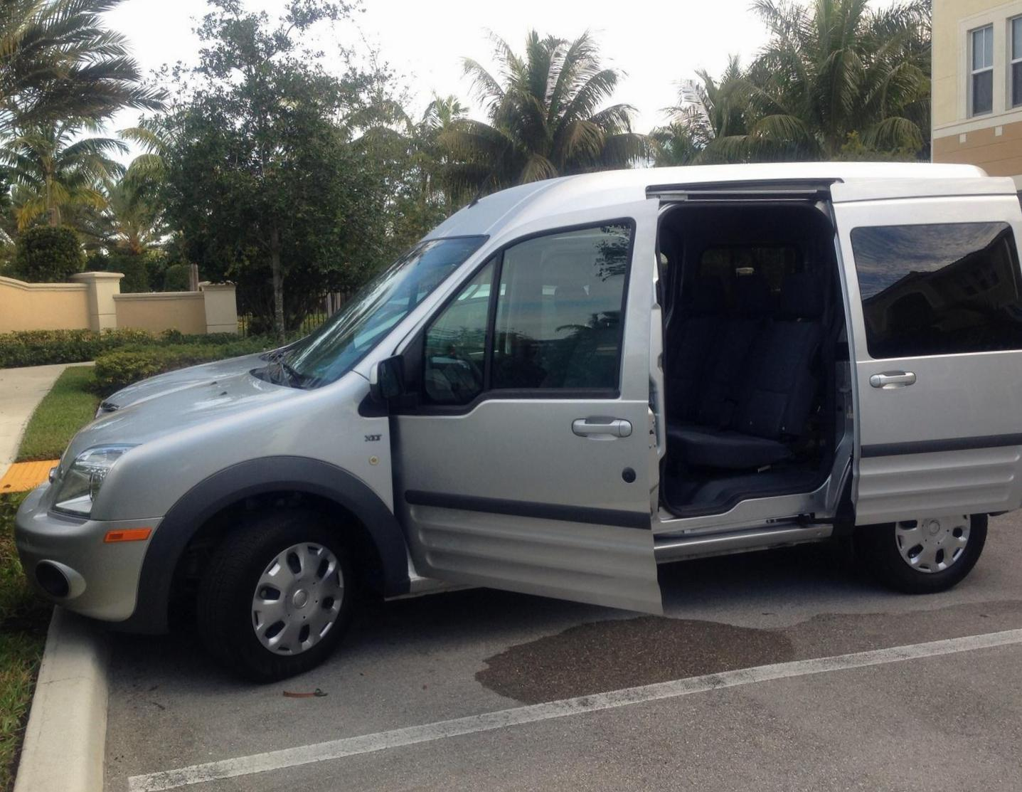 Ford Transit Connect review 2007
