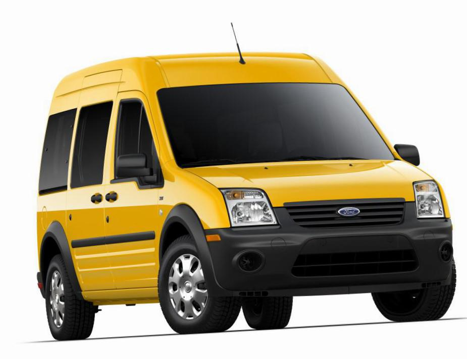 Transit Connect Ford price wagon