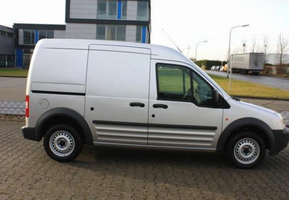 Ford Transit Connect model 2014