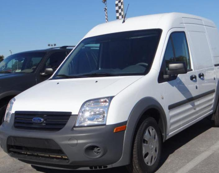 Transit Connect Ford Characteristics 2014