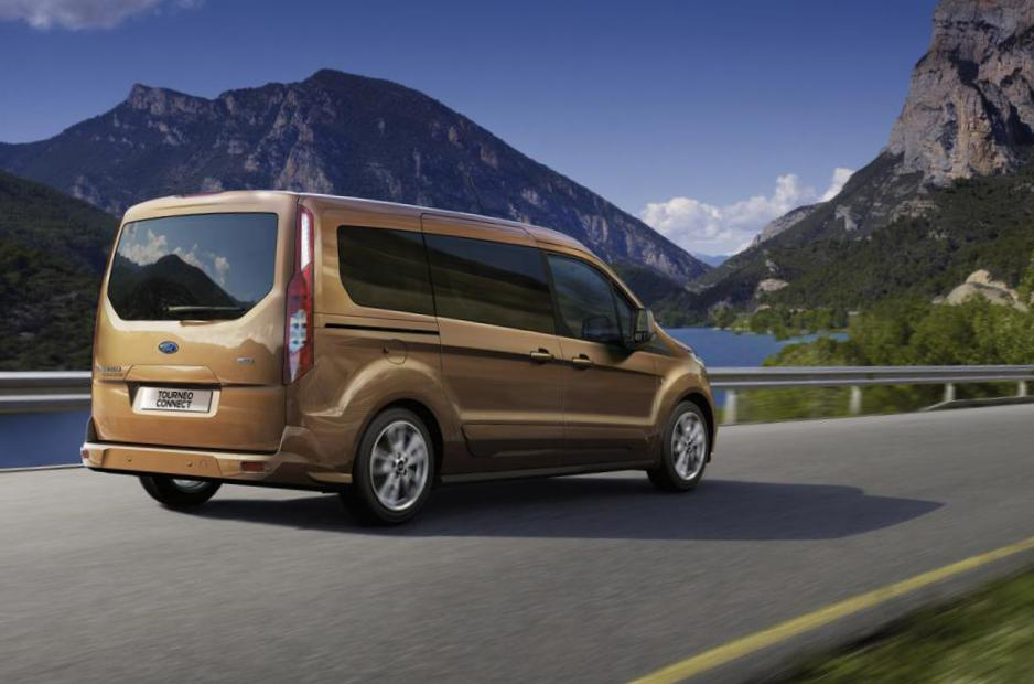 Ford Tourneo Connect reviews 2012