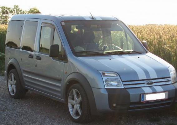 Ford Tourneo Connect Specifications wagon