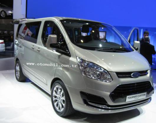 Tourneo Custom Ford for sale 2010