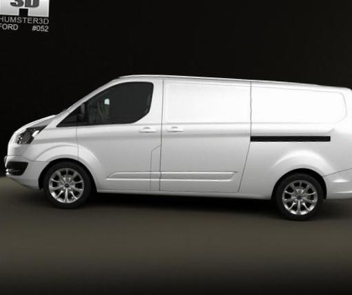 Ford Transit Custom spec 2014