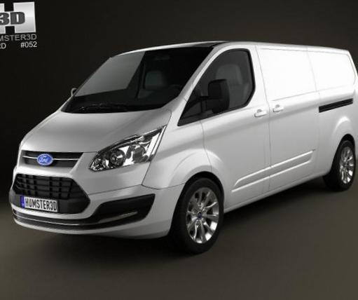 Transit Custom Ford for sale 2010