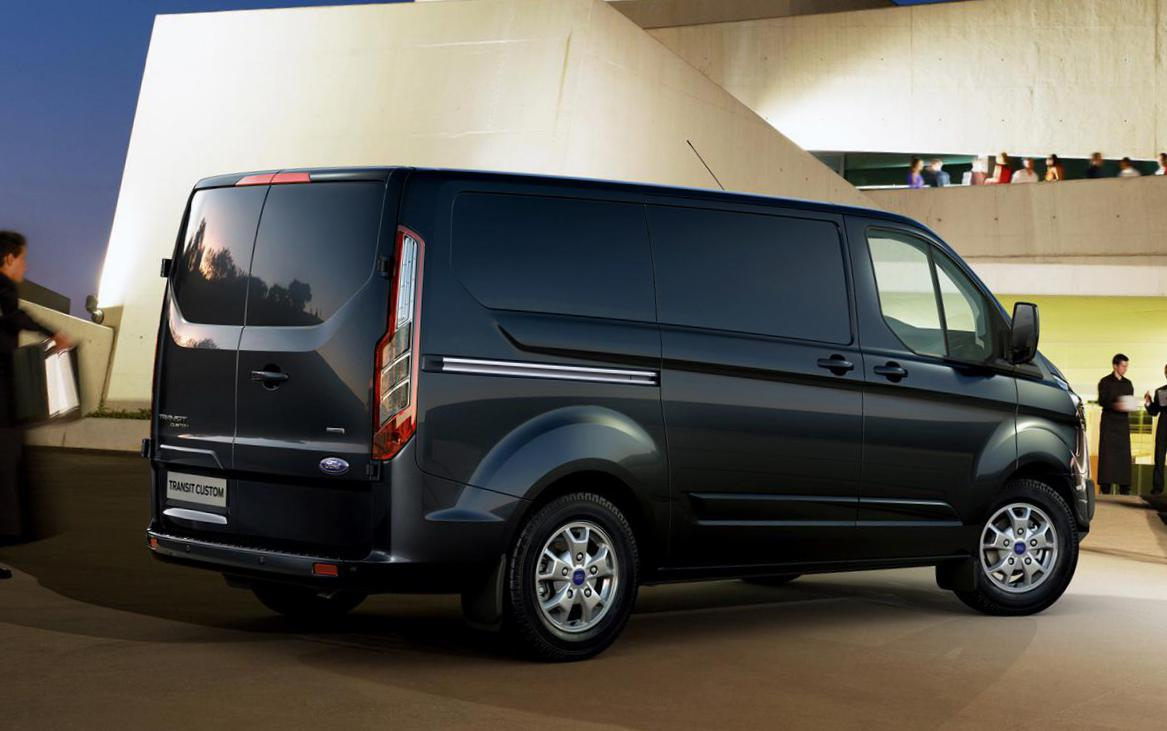 Transit Custom Ford tuning 2011