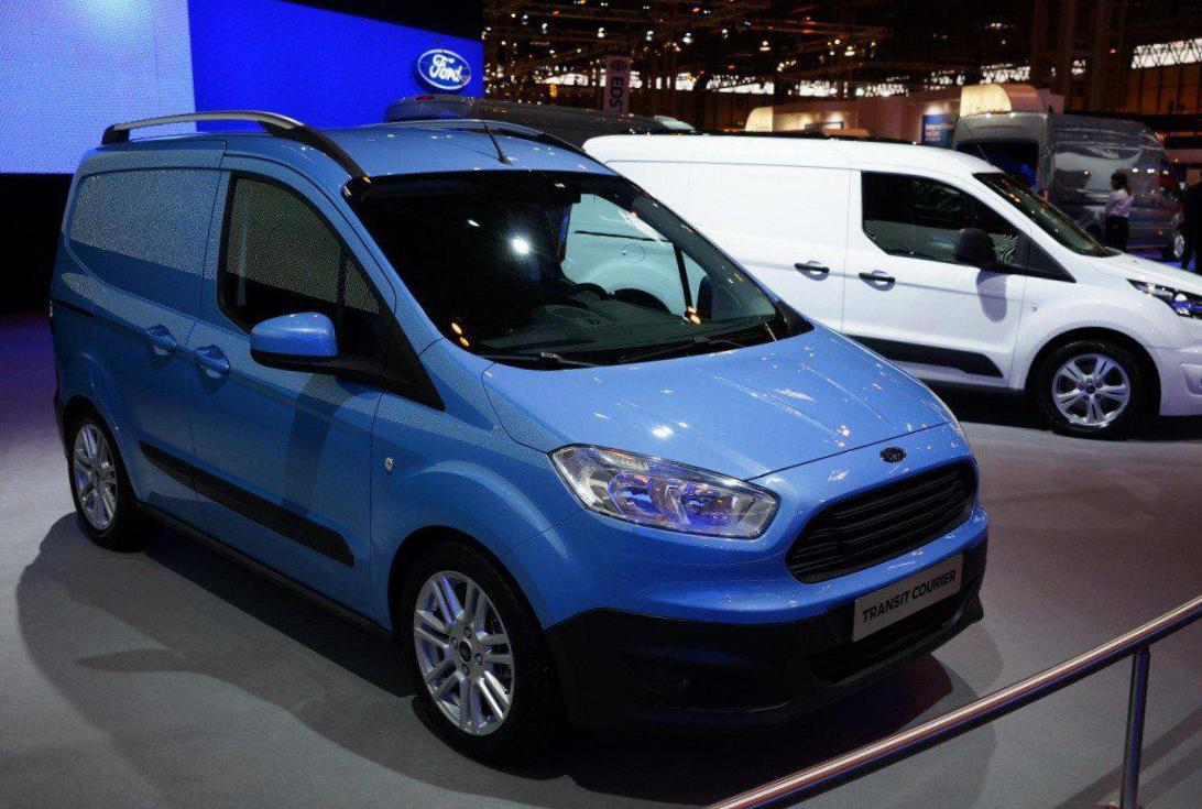 Ford Transit new 2014