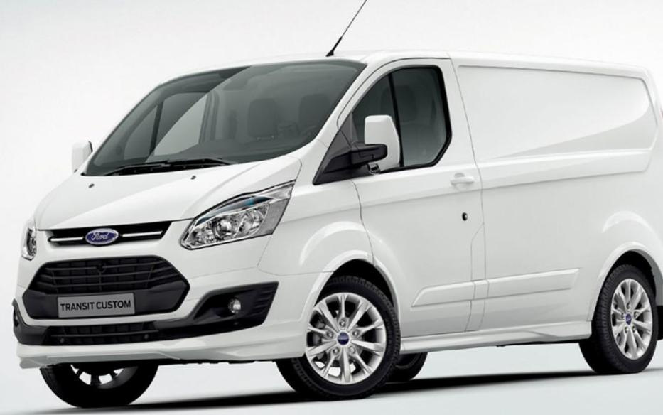 Ford Transit tuning 2008