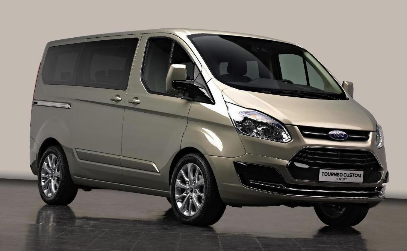 Transit Ford Specifications 2004