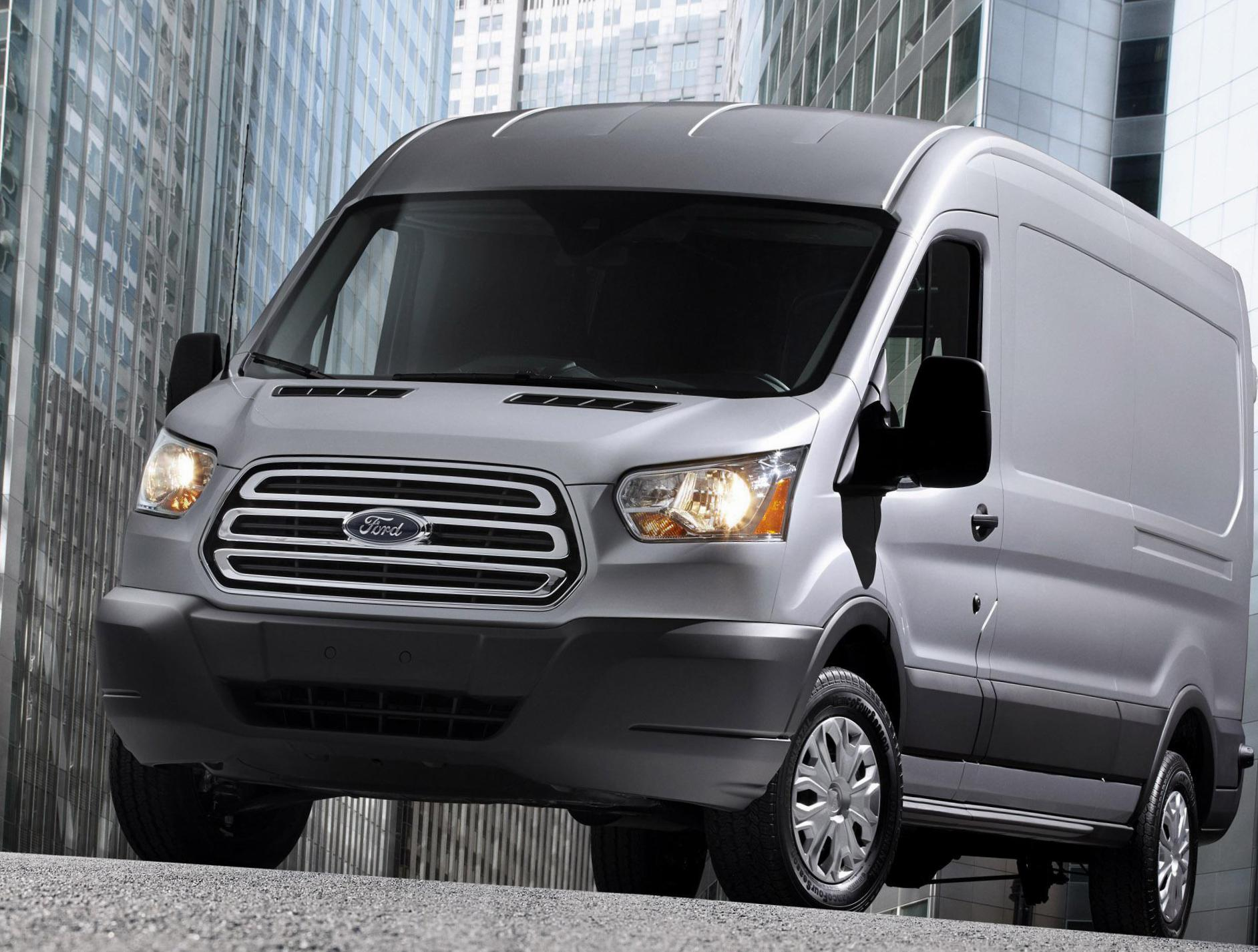Transit Ford lease 2012