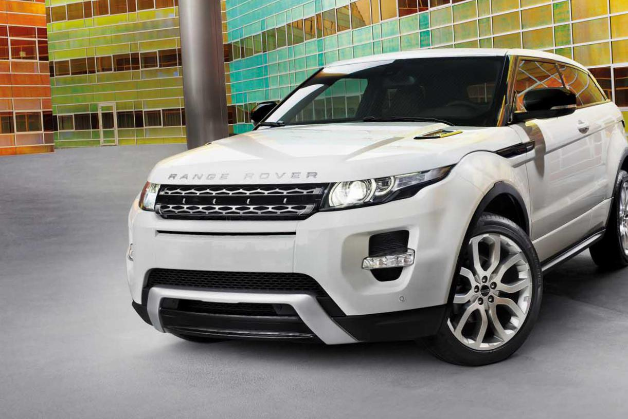 Range Rover Evoque Land Rover used 2012
