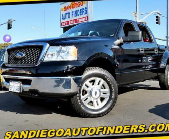 F-150 SuperCrew Ford used 2015