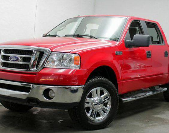 Ford F-150 SuperCrew new 2011