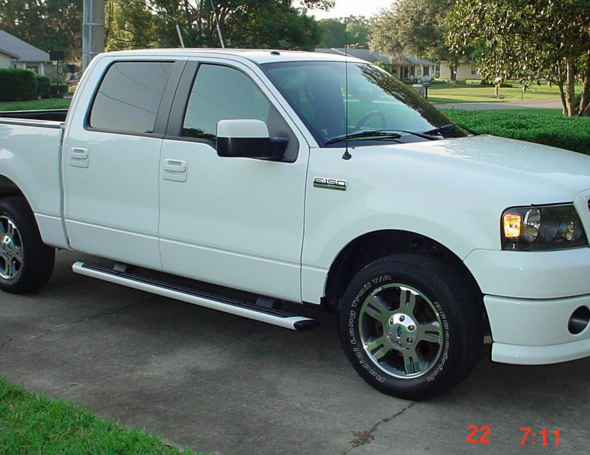 Ford F-150 SuperCrew used 2013