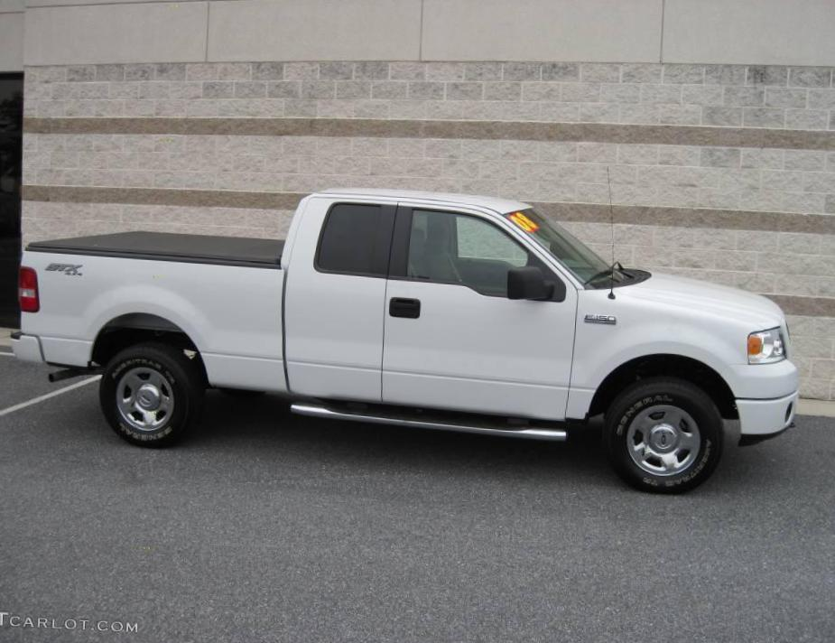 F-150 SuperCab Ford parts coupe