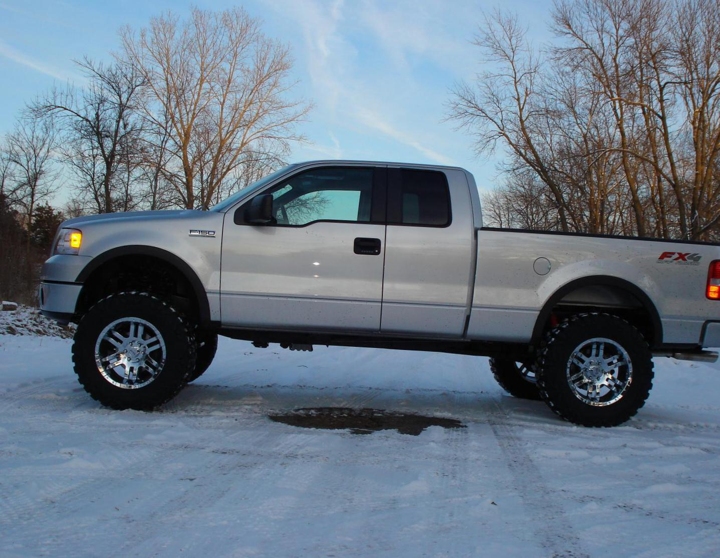 F-150 SuperCab Ford specs 2014