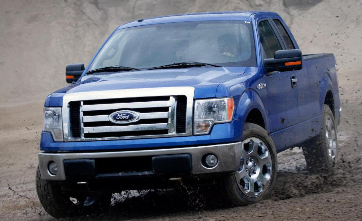 Ford F-150 SuperCab used 2007