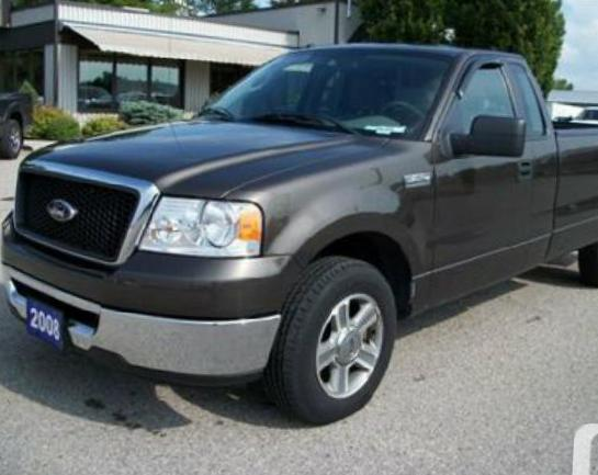 Ford F-150 Regular Cab model hatchback