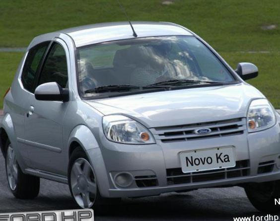 Ford Ka model wagon
