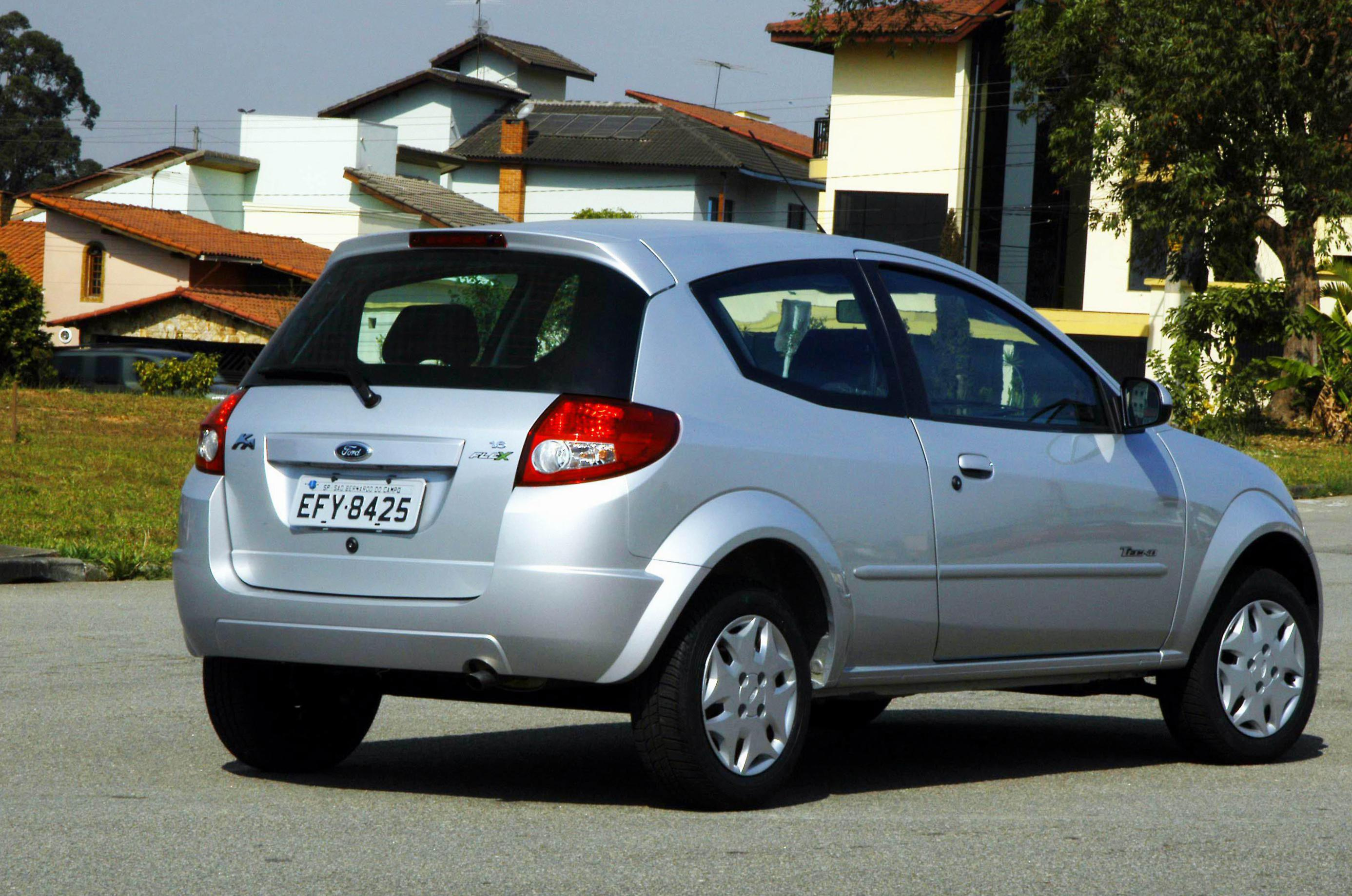Ka Ford cost hatchback