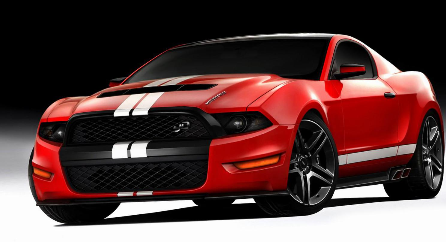 Mustang Ford lease 2012