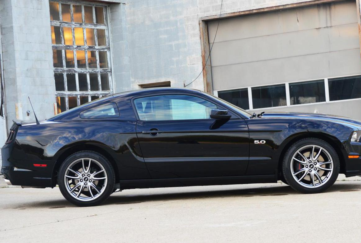 Mustang Ford spec 2010