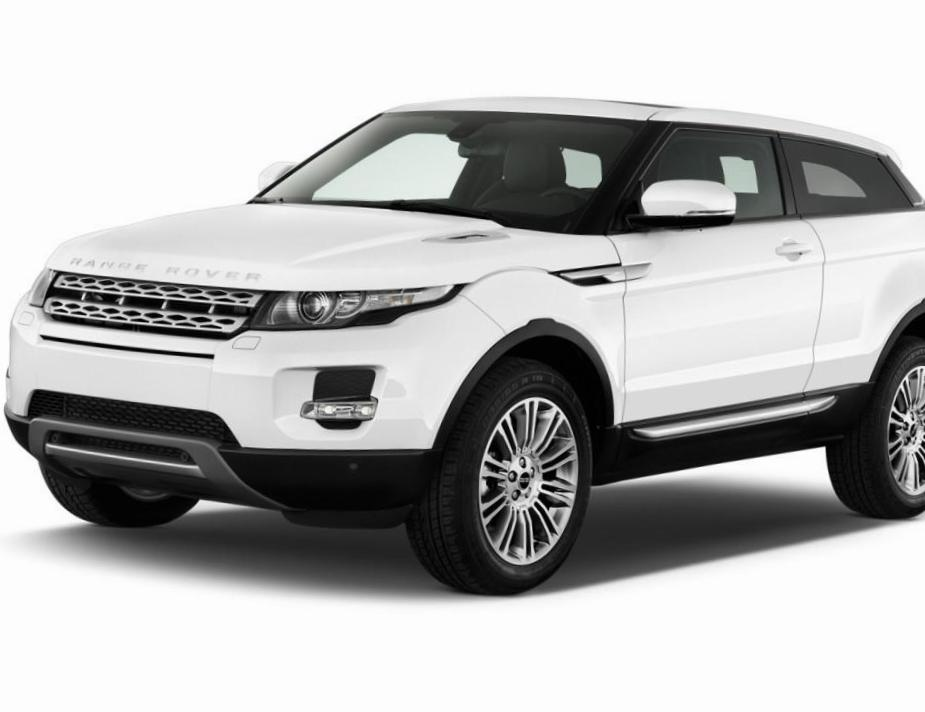 Land Rover Range Rover Evoque Coupe usa 2012