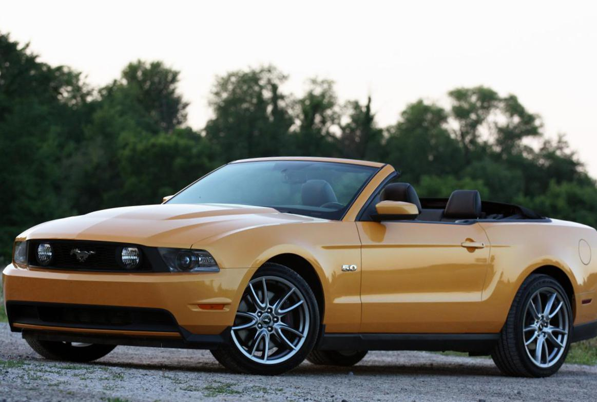 Mustang Ford Characteristics 2006