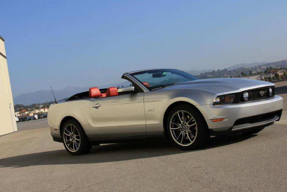 Ford Mustang Convertible price sedan