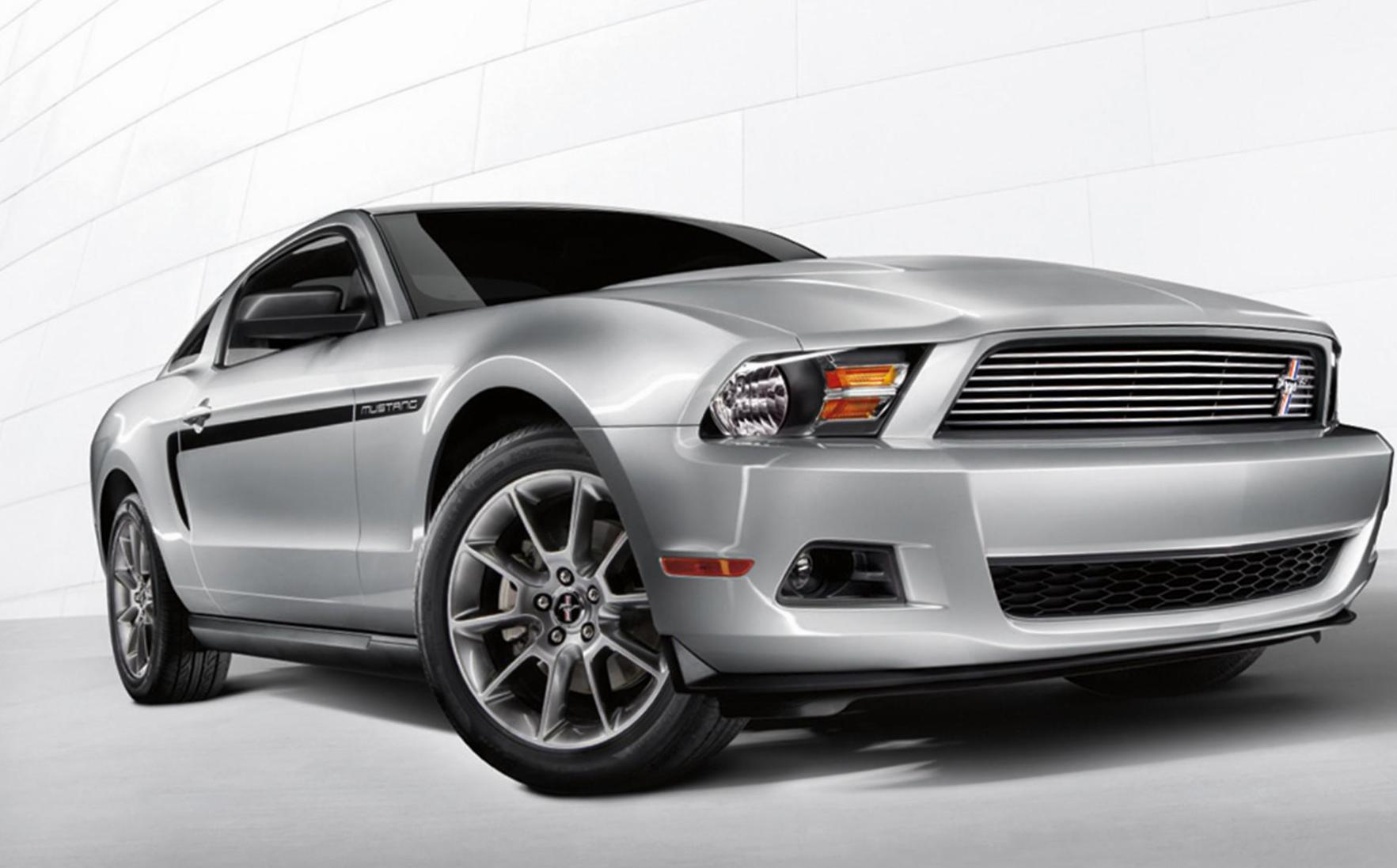 Mustang Ford model 2011
