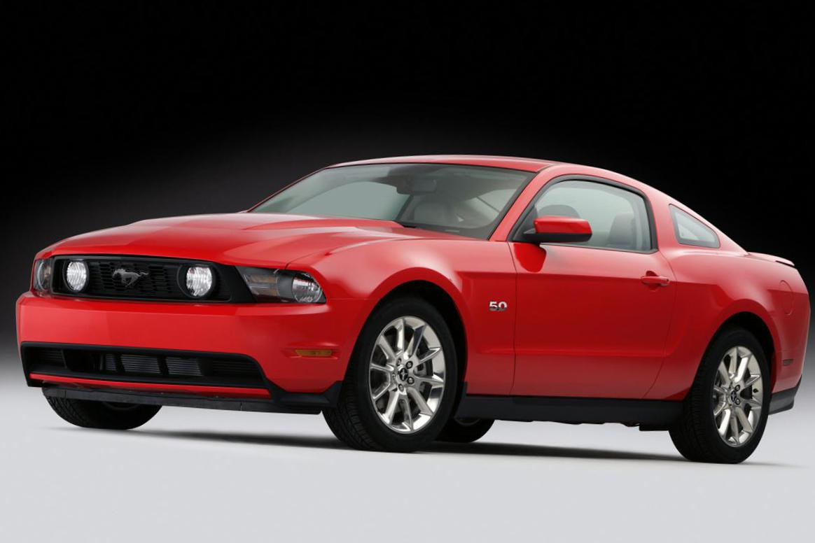 Mustang Ford new 2009