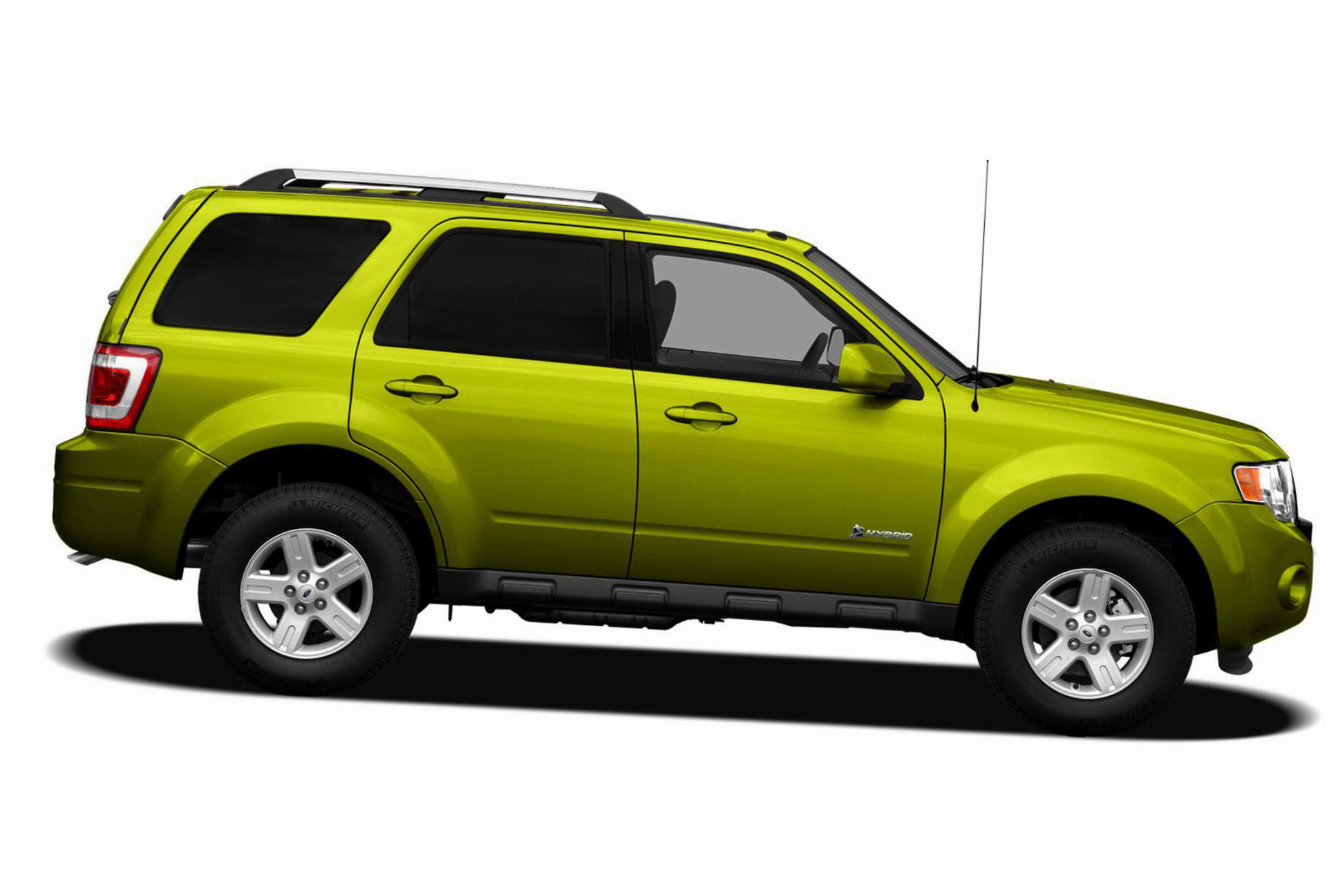 Ford Escape models 2009
