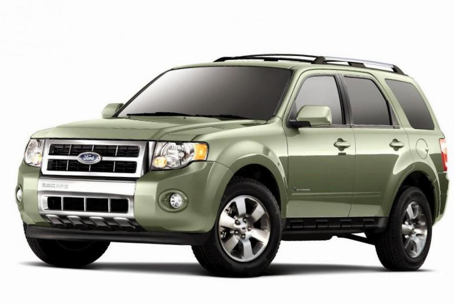 Escape Ford Cost 2000