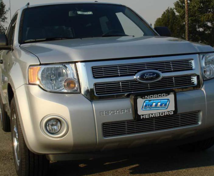Ford Escape price 2007